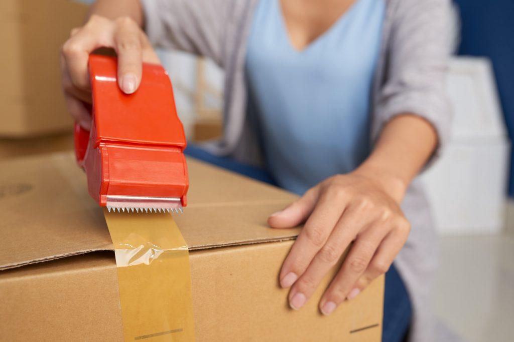 Checklist when moving